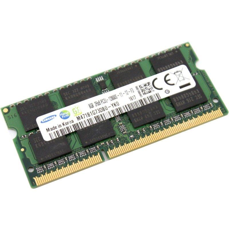 8GB DDR3-1600 RAM PC3L-12800S Arbeitsspeicher