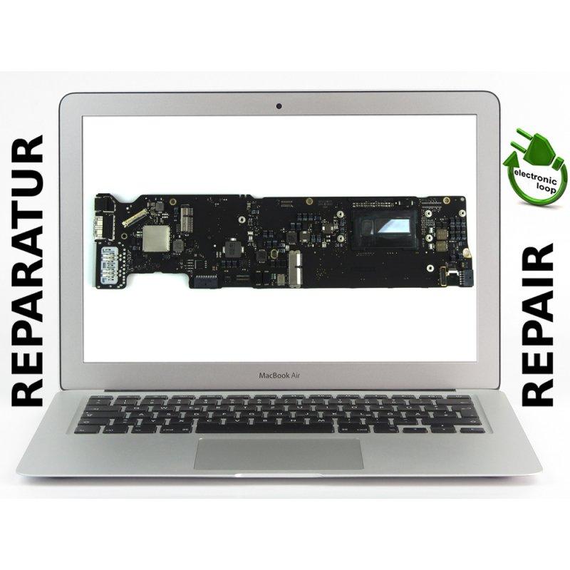 Apple MacBook Air 13 A1466 Logicboard Repair 820-3437 820-00165 820-3209