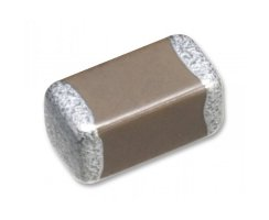 100µF 16V 1206 Ceramic Capacitor 3 pieces