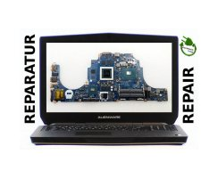 Alienware 15 M15 Mainboard Laptop Repair LA-C912P