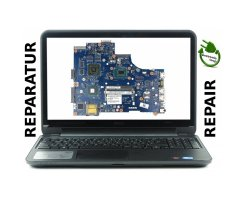 Dell Inspiron 15 3000 Serie Mainboard Notebook Reparatur...