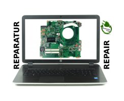 HP Pavilion 17 Mainboard Repair DAY11AMB6E0 DAR62CMB6A0...
