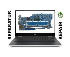 HP Pavilion X360 Mainboard Notebook Repair  brittle mb...