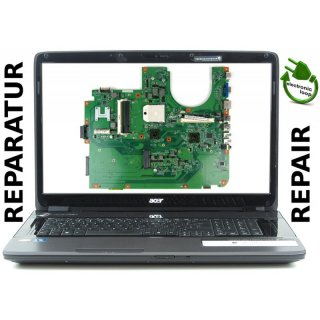 Acer Aspire 8530G Mainboard Laptop Repair Big Bear 2A