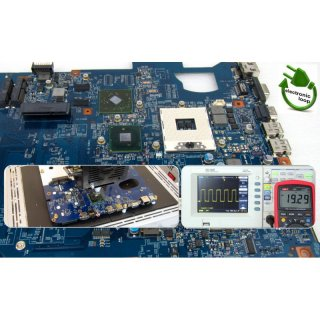 DELL Studio 1737 Mainboard Laptop Repair DA0GM5MB8F0
