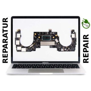 Apple MacBook Pro 13 Touch Bar A1706 Logicboard Reparatur 820-00923 820-00239