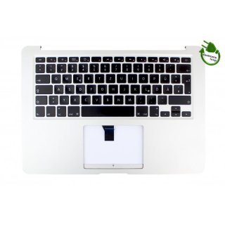 Original Apple MacBook Air 13 A1369 Palmrest TopCase Keyboard Tastatur QWERTZ