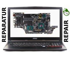 MSI GE73 GE73VR Mainboard Laptop Repair MS-16P11 MS-16P31