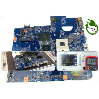 Acer Aspire 7540G Z ZG Mainboard Notebook Reparatur JV71-TR V1