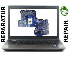 Asus R900V A95V K95V Mainboard Laptop Repair LA-A681P...