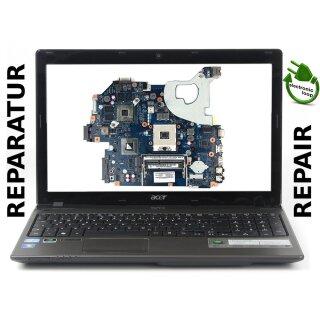 Acer Aspire 5750G 5755G Mainboard Notebook Reparatur LA-6901P
