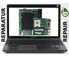 Lenovo IdeaPad Z580 Mainboard Repair LZ3A DALZ3AMB8E0