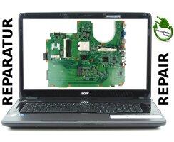 Acer Aspire 8530G Mainboard Notebook Reparatur Big Bear 2A