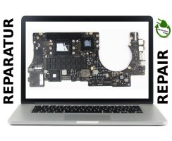 "Apple MacBook Pro 15"" A1398 Logicboard Repair..."