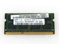 2GB PC3-8500S DDR3 Notebook RAM Module