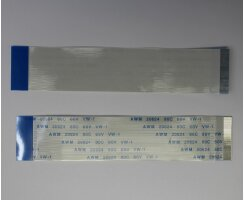 0,5mm Pitch 40Pin 100mm FFC FPC Flex Flachbandkabel Typ B...