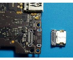 USB Type C USB-C DC Buchse Jack Connector  for Lenovo...