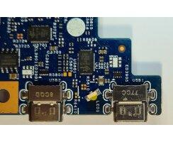 Lenovo Thinkpad L390 DC Buchse Jack USB Type C USB-C...