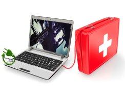 Lenovo ThinkPad T550 Touchscreen Display LCD Austausch...