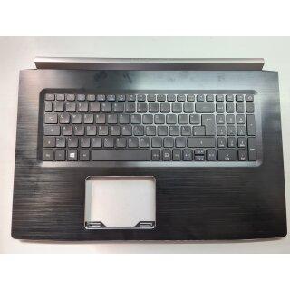 Acer Aspire 7 (A717-71G) Obere Abdeckung Schale Gehäuse Topcase, Tastatur defekt