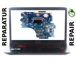 Asus ROG GL752V Mainboard Laptop Reparatur Repair GL752VW