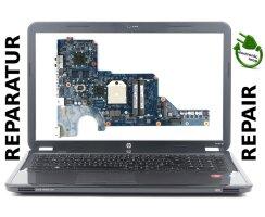 HP 255 G6 Mainboard Notebook Reparatur