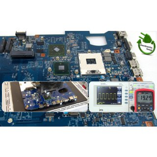 Dell XPS 13 9350 Mainboard Laptop Reparatur LA-C881P