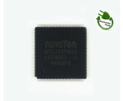 NUVOTON NPCE285PA0DX Super IO Chip Embedded Controller...