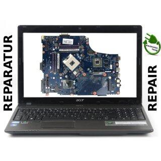 Acer Travelmate 7750G Mainboard Repair LA-6911P