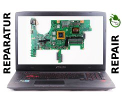 Asus ROG G751 G751J Mainboard Laptop Reparatur G751JY G751JV