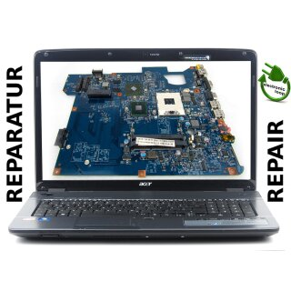 Acer Aspire 5740G 5340G D DG Mainboard Repair fixed price MS2286 JV50-CP