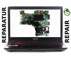 Asus FX553V Mainboard Laptop Repair GL553VD