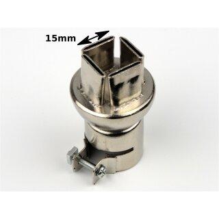 Pin focused 15mm